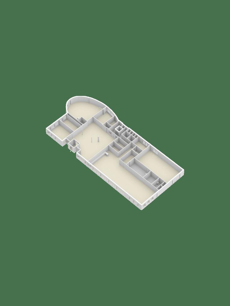 Lienden – de Hofstede 57 – Plattegrond