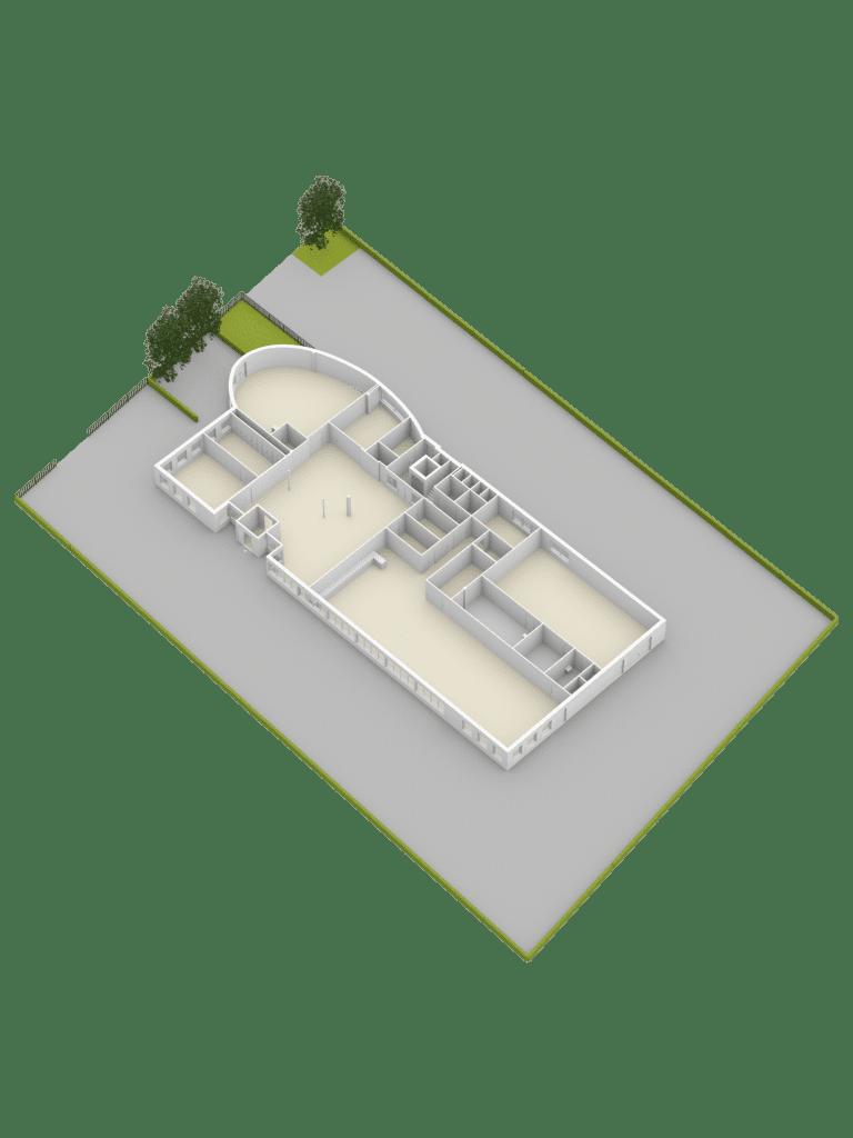 Lienden – de Hofstede 57 – Plattegrond 6