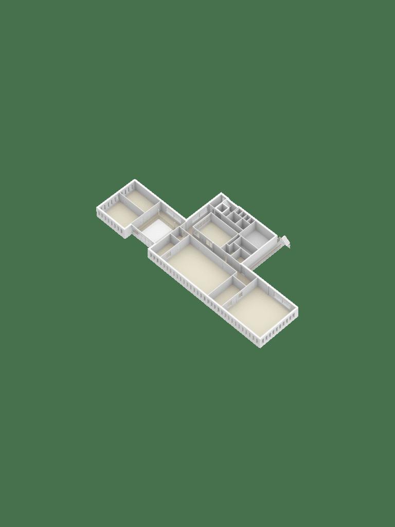Lienden – de Hofstede 57 – Plattegrond 4